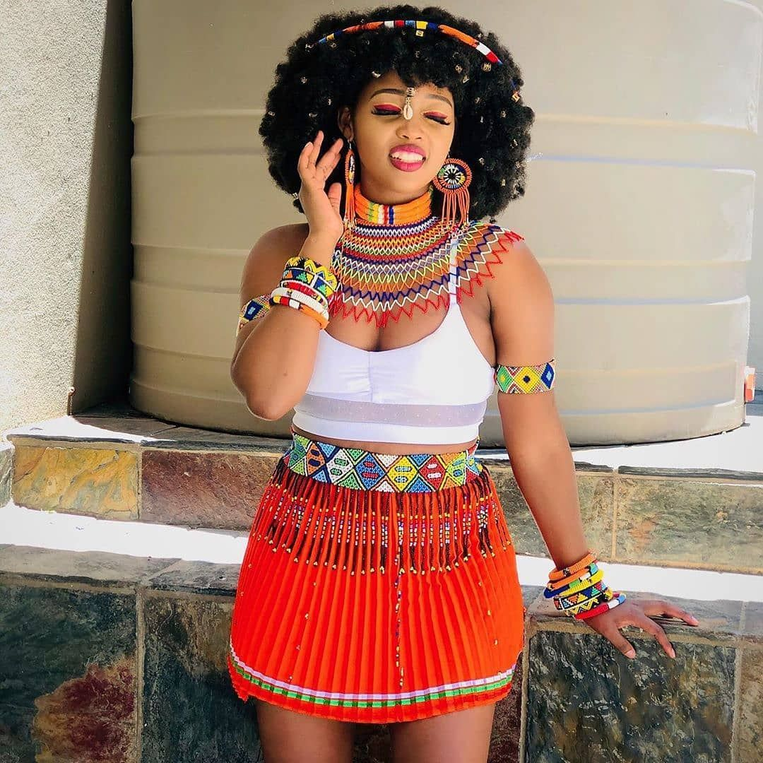 LATEST ZULU TADITIONAL DRESSES PERFECT TO SLAY | African ...