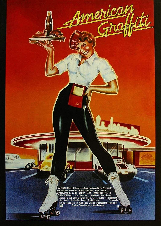 American Graffiti American Graffiti Movie Posters Graffiti