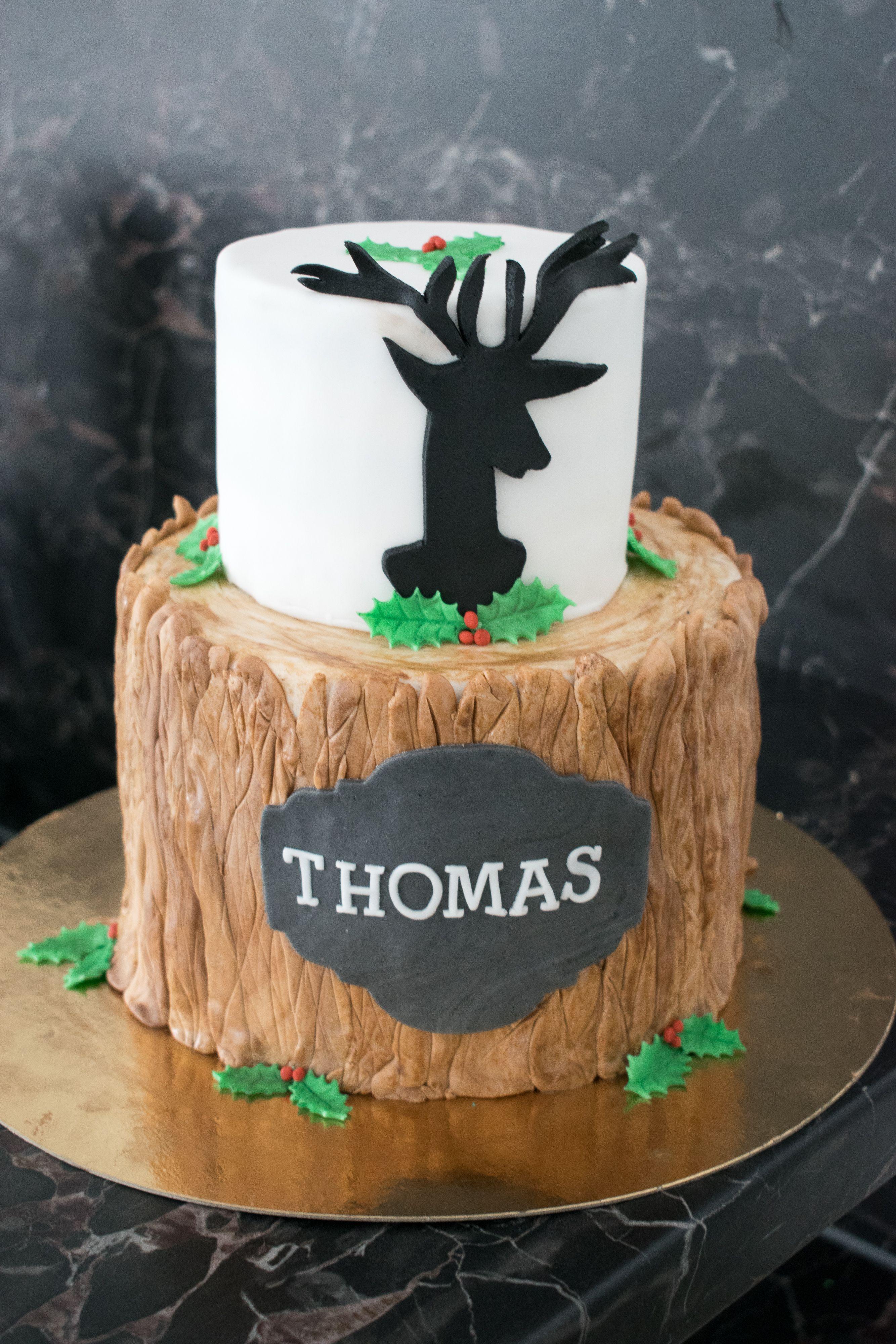 Hunting Cake Hunting Birthday Cake Cake Deer Jager Torte Jager