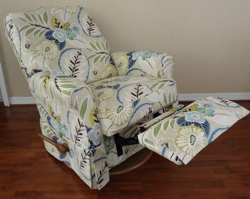 Small Recliner Slipcover Custom Slipcovers Small Recliners