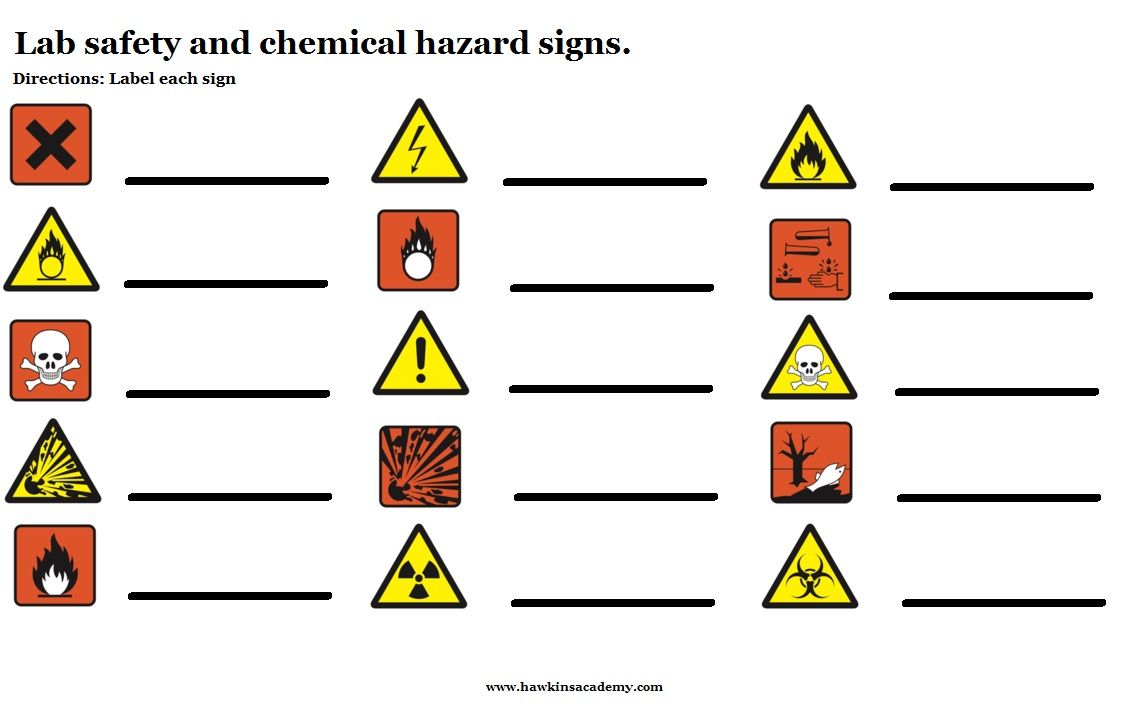safety symbols worksheet google search safety pinterest worksheets. Black Bedroom Furniture Sets. Home Design Ideas