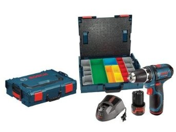 HOT #FathersDayGift - Get this HIGHLY RATED Bosch Drill/Driver with 2 L-BOXXs and 2 Batteries w/Charger for LESS THAN $100! WOW!