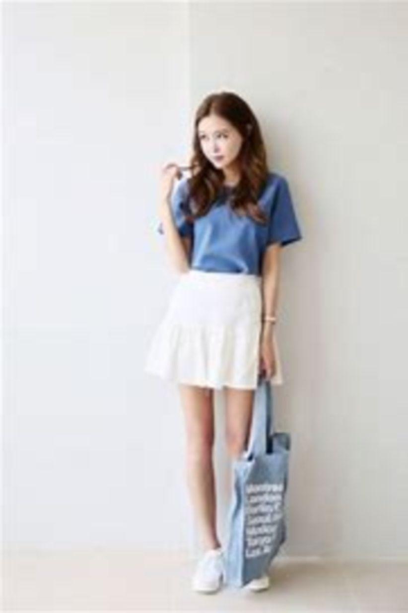 Korean flannel outfits  Gorgeous  Adorable Korean Daily Fashion to Copy Right Now