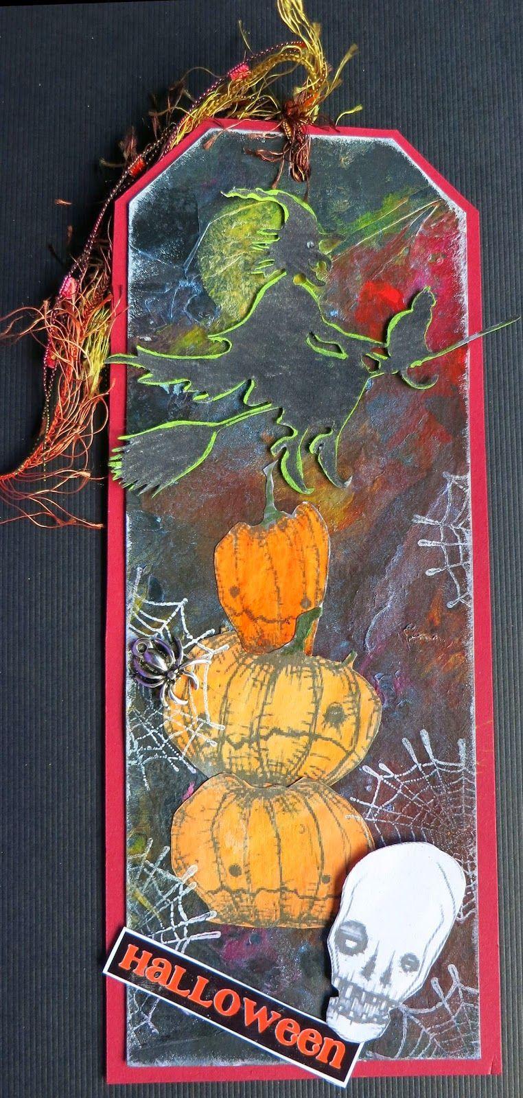 Schaerfchens Kreative Welt: Halloween - Tag