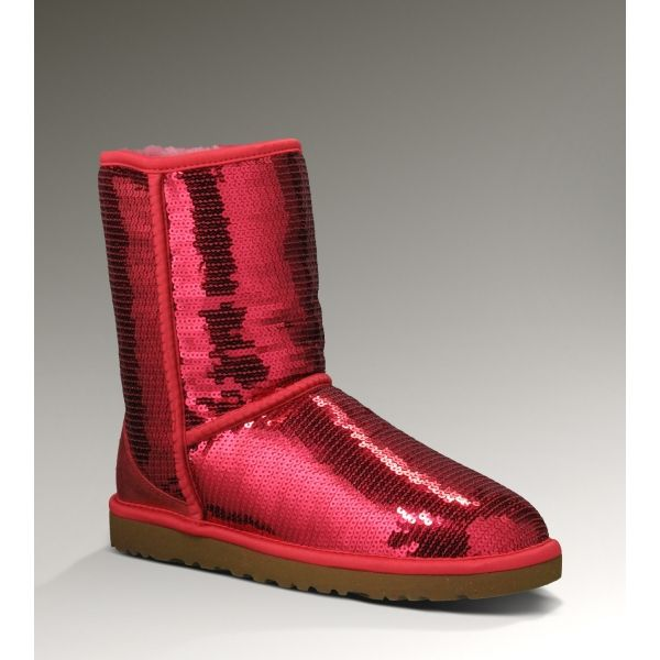 2013 Winter Fashion Ugg Classic Short Sparkles Boots