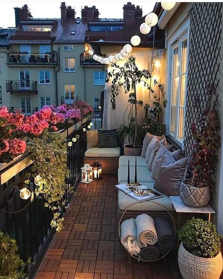 Amazing chic balcony to update your home outdoor condo garden also outdorrs all best in rh pinterest