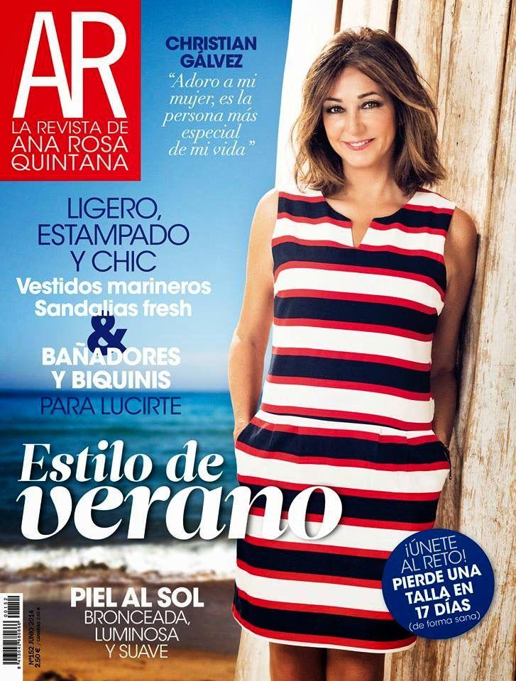@Siempre Elegante Regalos revistas de moda junio 2014 AR