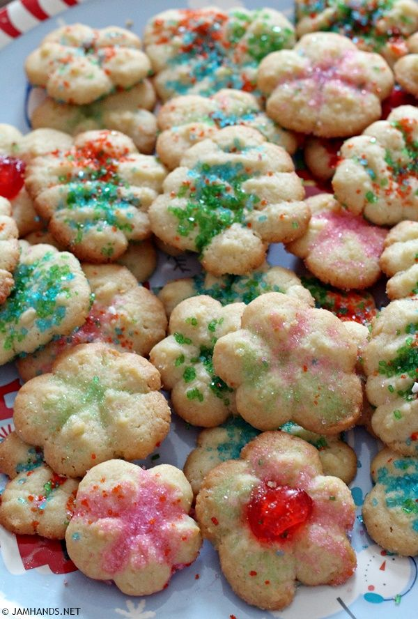 Betty Crocker Classic Spritz Cookies Cookies Spritz Cookies