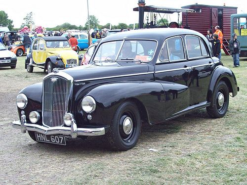 416 Wolseley 6 80 1948 54 With Images Classic Cars British