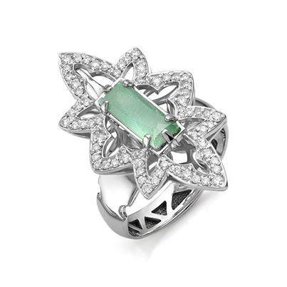 Elegant White Gold Engagement Rings