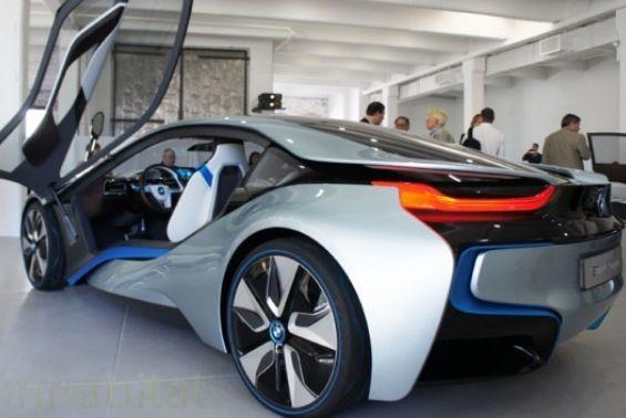 BMW electric car Bmw electric car, Best new cars