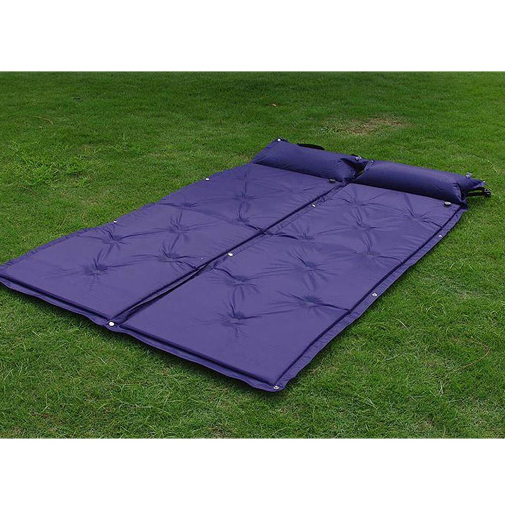 183 57 2 5cm Waterproof Automatic Inflatable Self Inflating Dampproof Sleeping Pad Tent Air Mat Mattress With Pillow For Outdoor Camping Us 27 67 Sales On Camping Mattress Camping Mattress Pad Air Mattress Camping