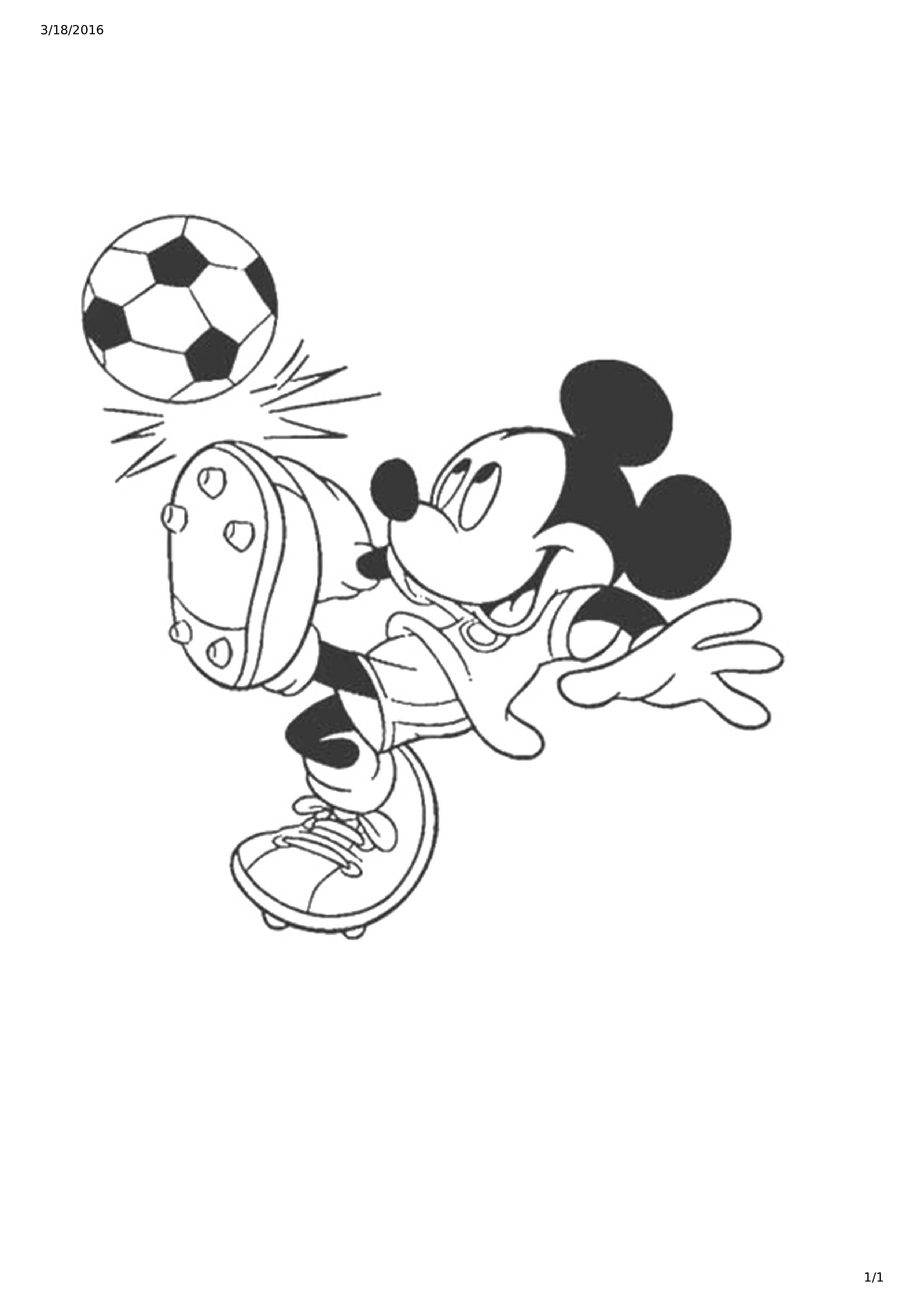 Mickey mouse playing soccer colour drawing mickey mouse playing mickey mouse playing soccer colour drawing mickey mouse playing soccer colour drawing easy to maxwellsz