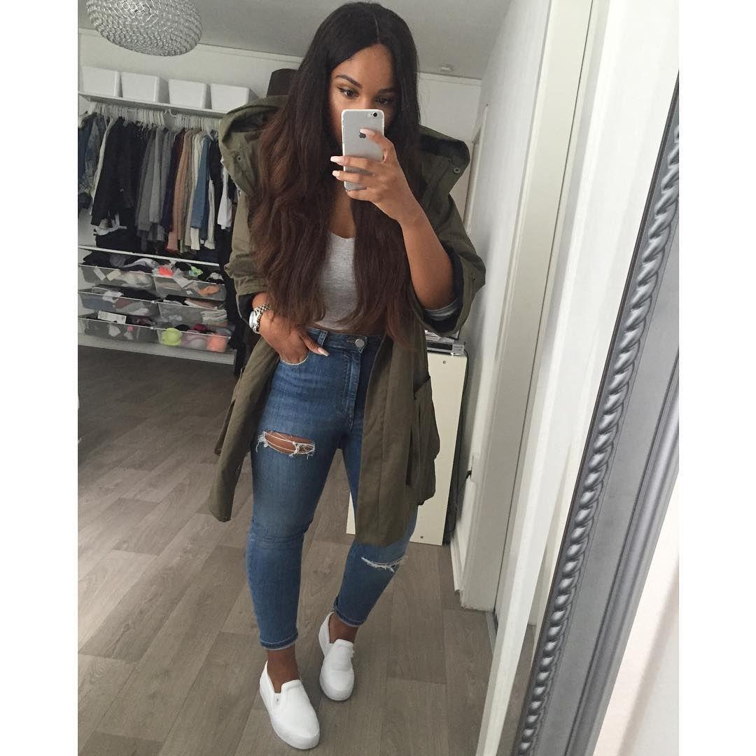 Sherlina Sherlinanym Instagram Photos And Videos Fashion Pinterest Instagram Clothes