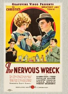 Watch The Nervous Wreck Full-Movie Streaming