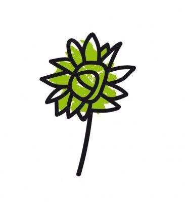 Creación del símbolo de la Siempreviva para la Oficina de Atención a Víctimas del Gobierno Vasco.