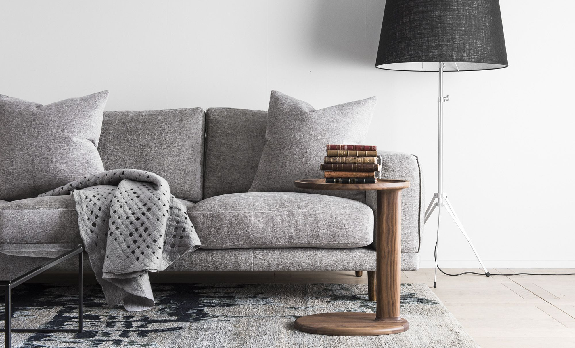 Modular Sofa Gumtree Melbourne Charlie Sofa With Rug Throw Side Table And Coffee Table And Floor