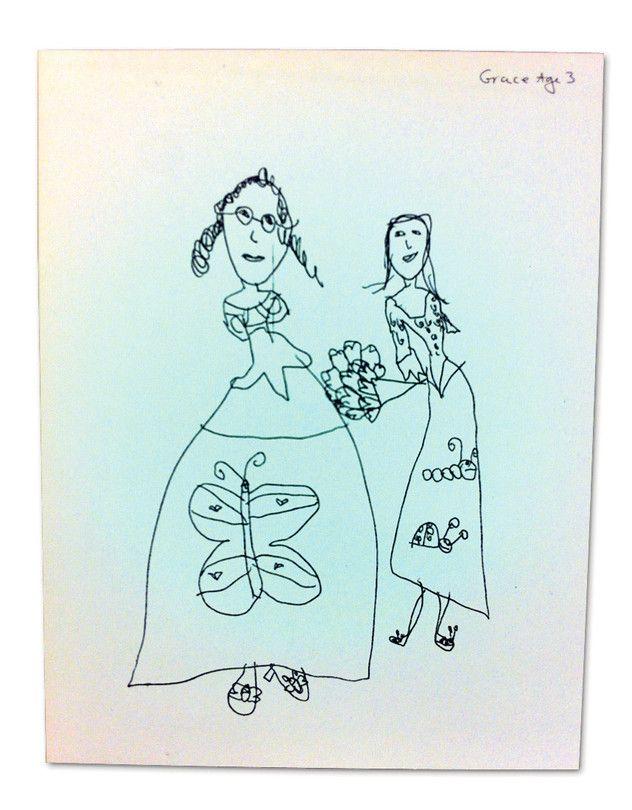 Behind the Talent of Artistic Child Prodigies Children drawing - artistic skills