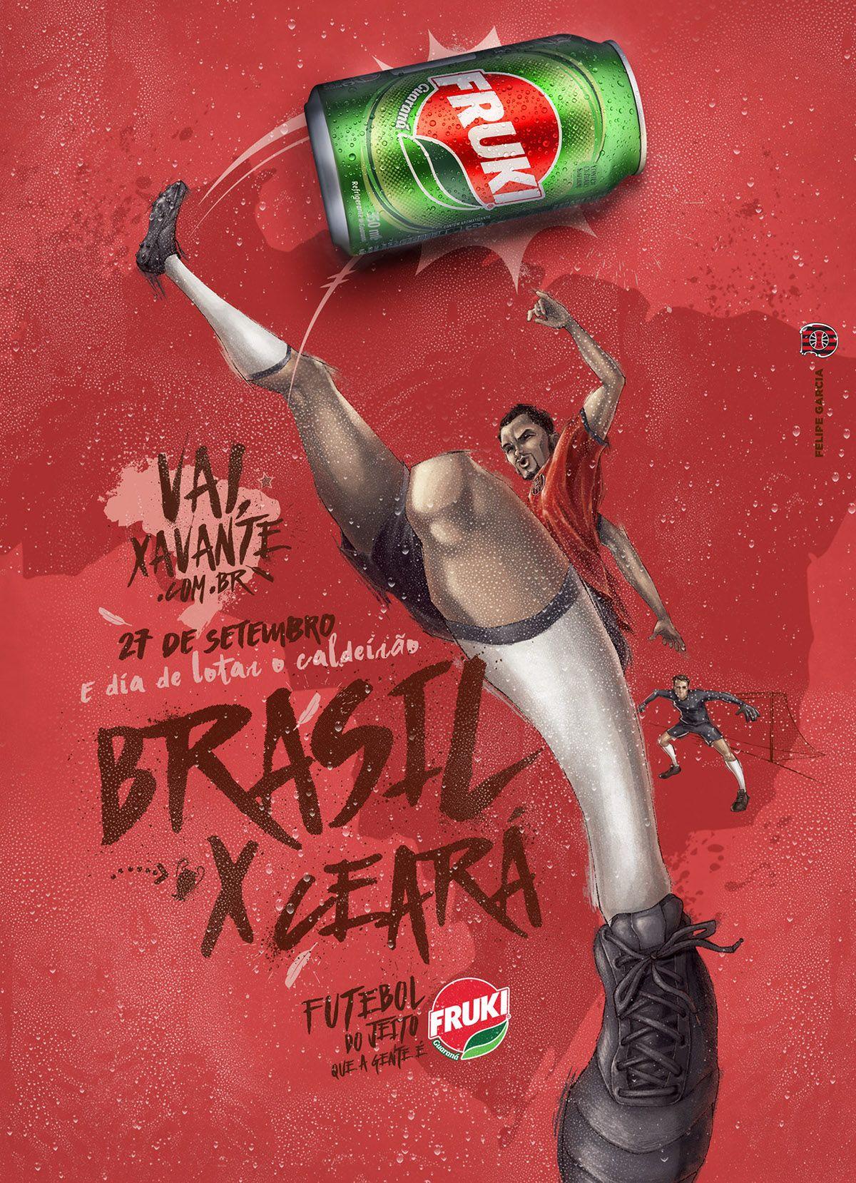 """O Projeto """"Vai, Xavante"""", idealizado e patrocinado pela Fruki Guaraná…"""