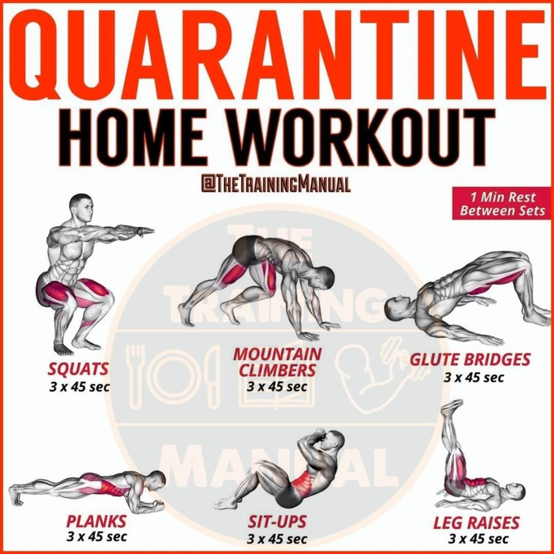 The 10-Minute Bodyweight Workout That Will Keep You Strong And Lean That Can Be Done At Home
