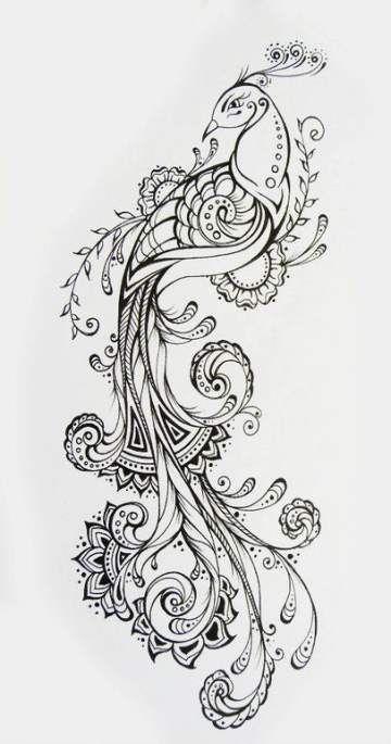 Tattoo Feather Peacock Tat 31  Ideas,  #Feather #ideas #Peacock #PhoenixTattoofeather #tat #T…