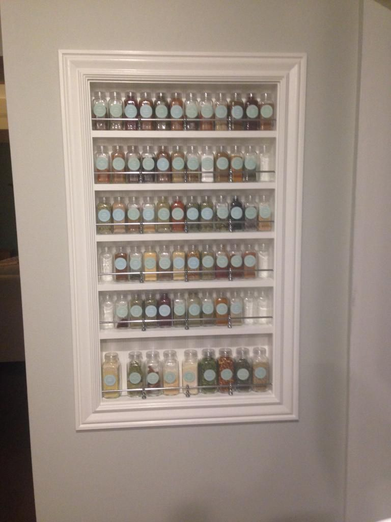 Aw Built In Spice Rack Gbcn Spice Rack Built In Pantry Wall