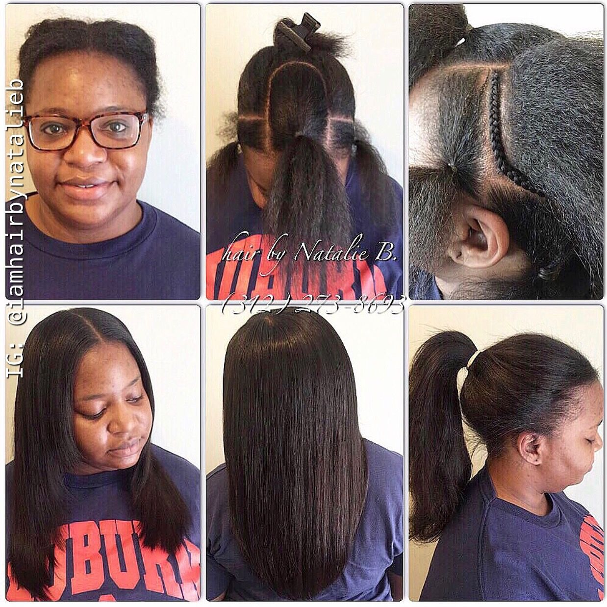Check Out This Natural Looking Versatile Sew In Hair Weave That I