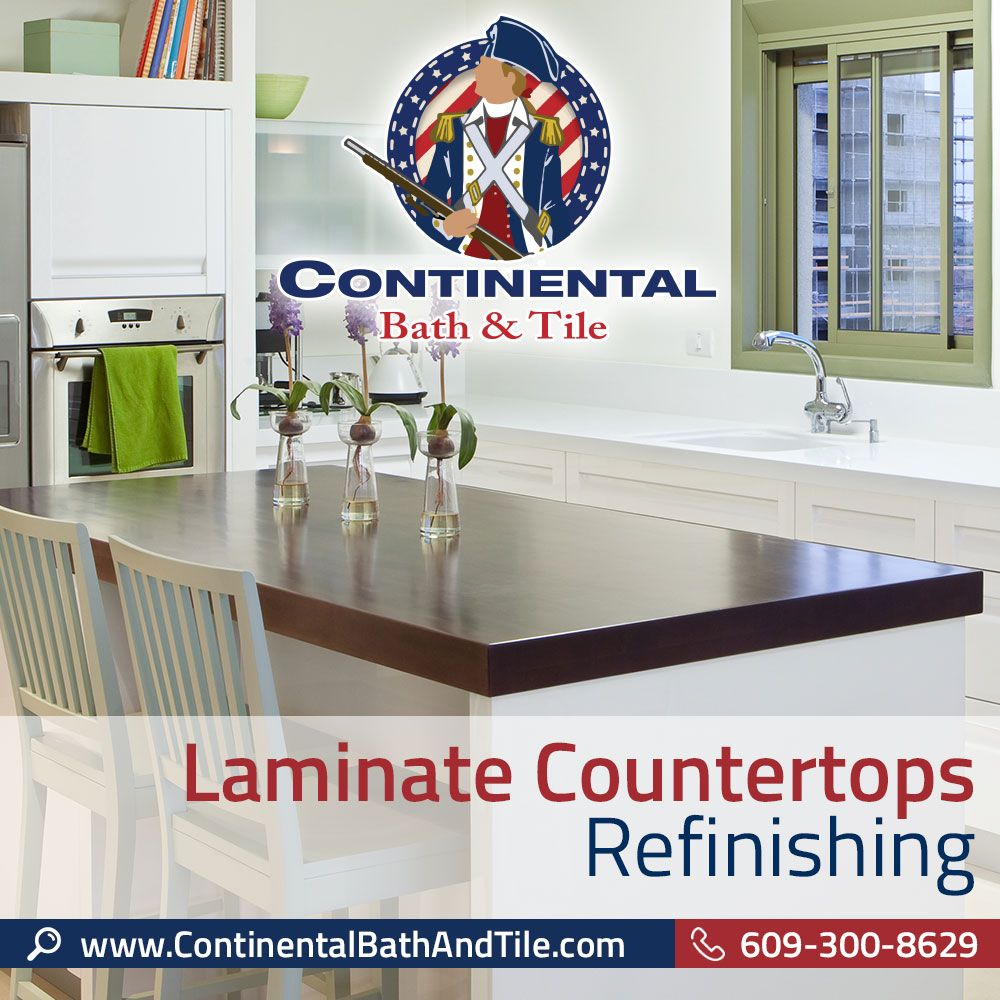 Kitchen And Bath Marlton Nj: Pin By Continental Bath On Bath & Tile Refinishing