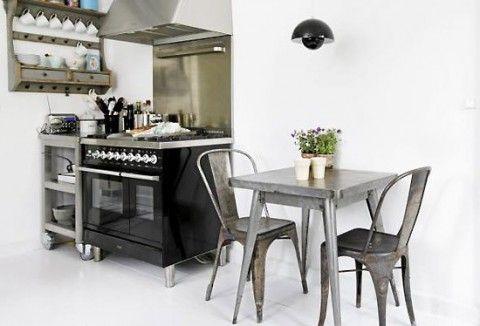 LA SILLA TOLIX: Un mueble vintage con estilo industrial que está ...