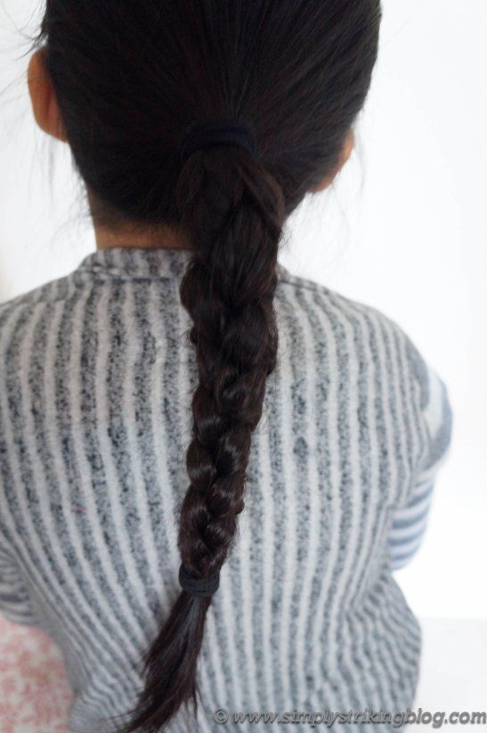 Tutorial How To Do A Square Braid Very Cool 3d Braid Where The