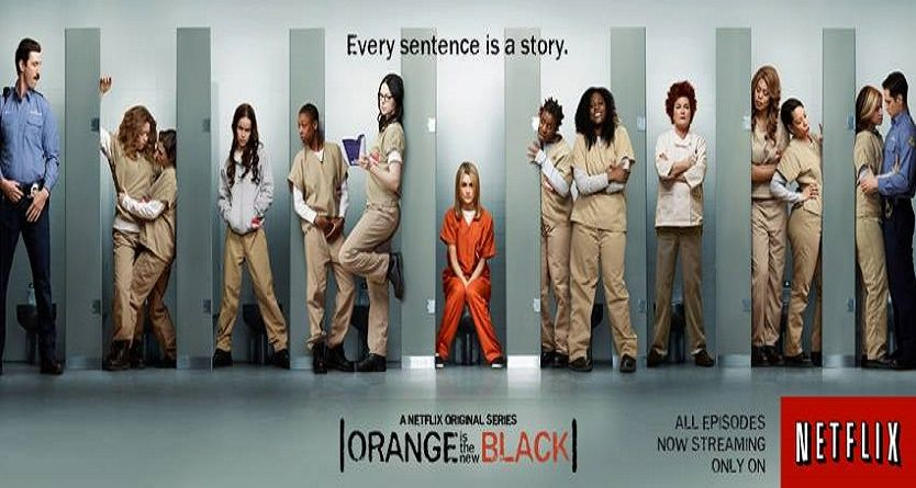Image result for orange is the new black poster 5