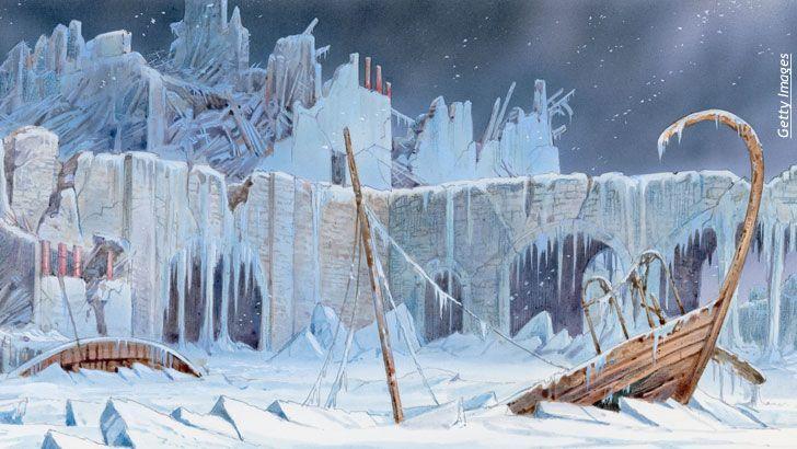 Antarctica & Atlantis/ Open Lines - Shows