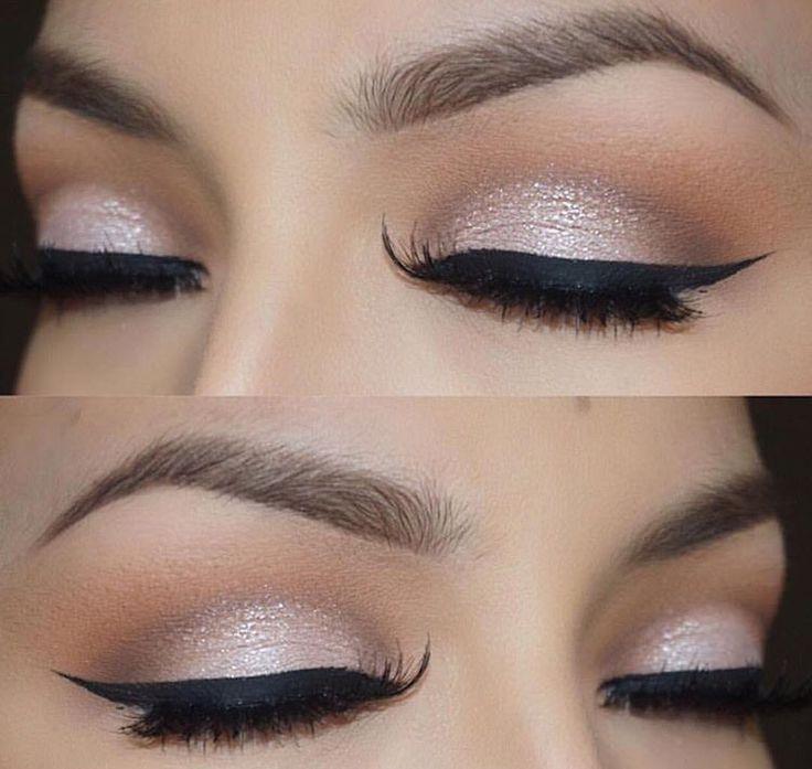Natural Bridal Eye Makeup Tutorial - Makeup Vidalondon