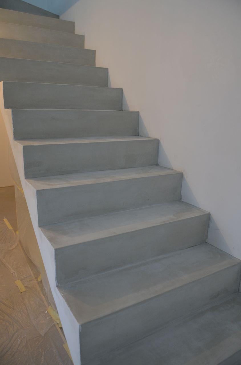 Ragreage Escalier Beton Cuisine Escalier Beton Beton Et
