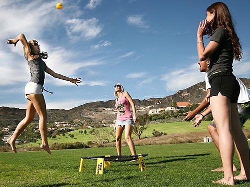 Thereu0027s No Better Bonding Experience Than A Friendly, Competitive Bout Of  Some Classic Backyard Games