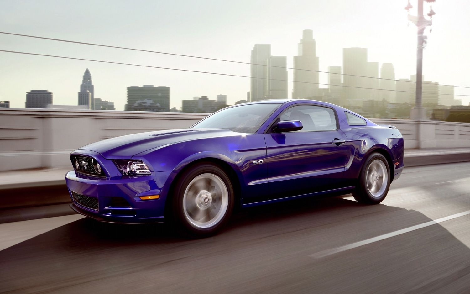awesome 2014 ford mustang on roda hq wallpaper