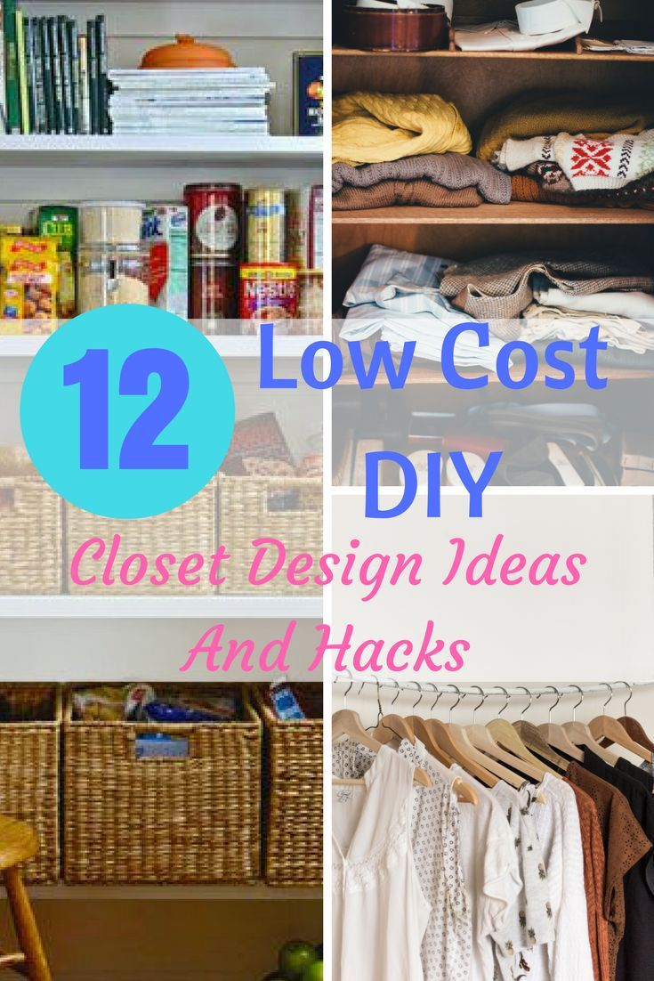 Simple diy room decorations click here to see  amazingly simple diy closet design ideas