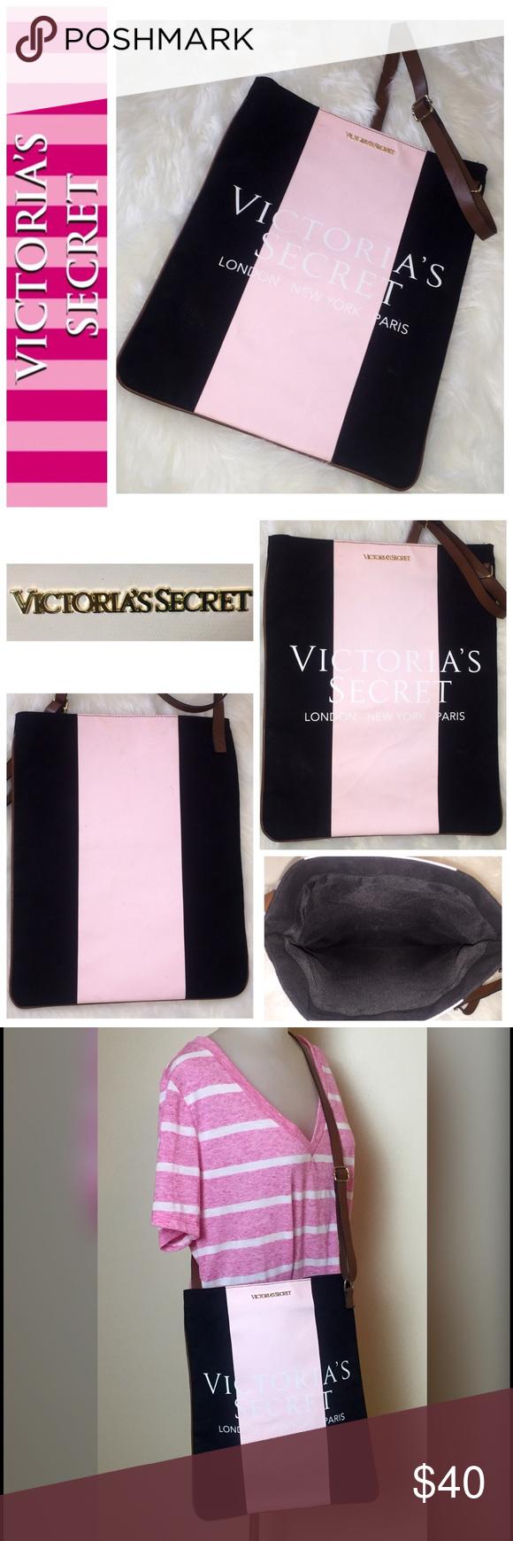 e72c035dcb993 Victoria's Secret Signature Collection Tote Bag Limited Edition ...