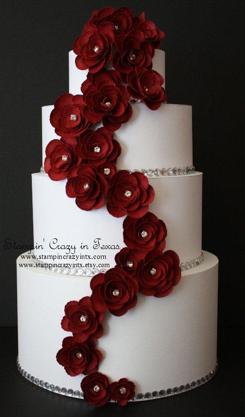 Cool Diy Wedding Cake Gift Card Box Wedding Style In 2019