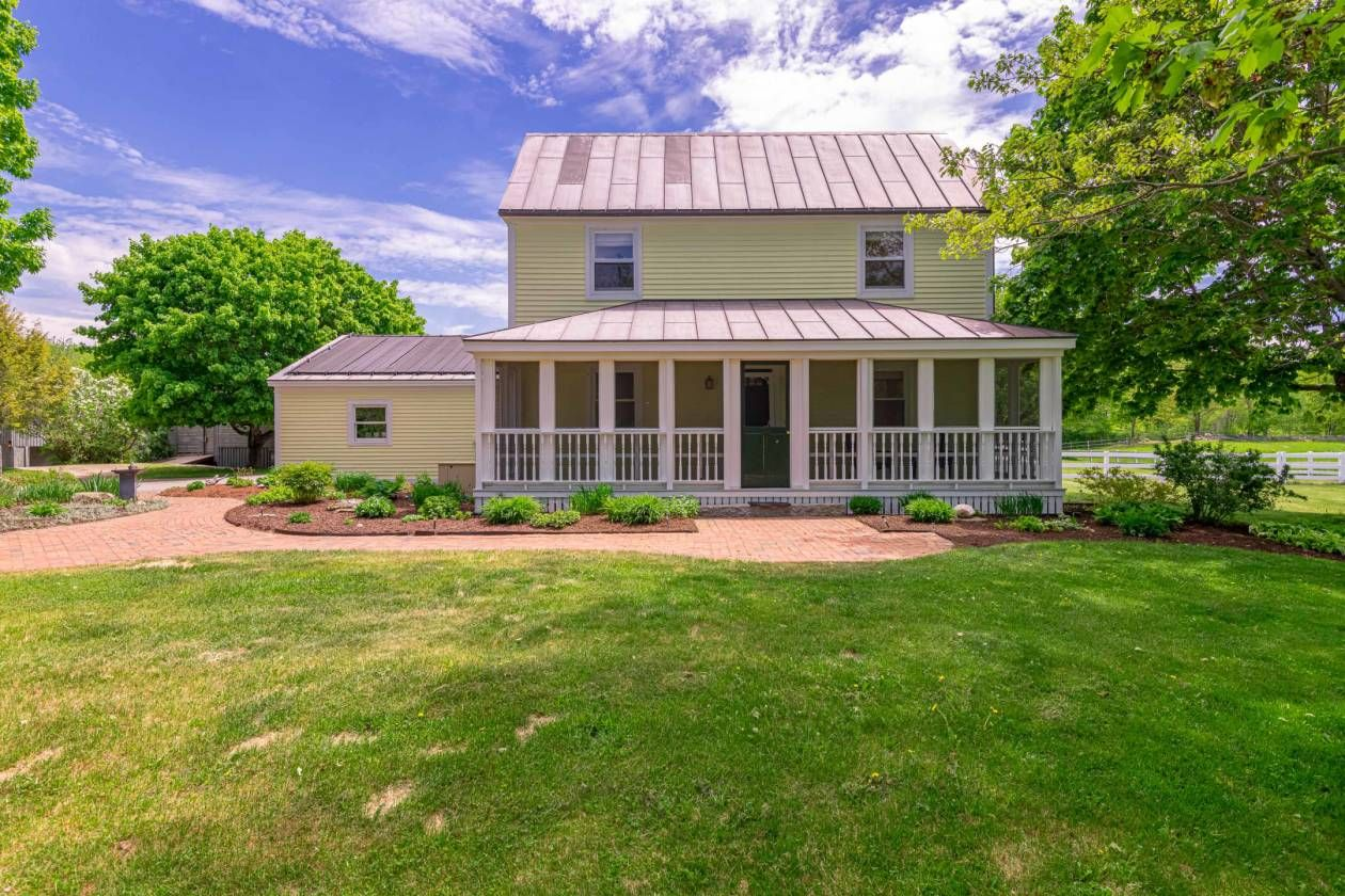 Homes For Sale Round Pond Maine