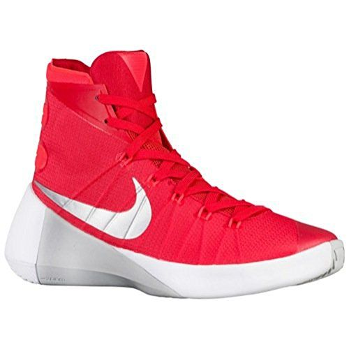 ike Womens 2015 Hyperdunk  University Red  Size 11 >>> Want additional info? Click on the image.