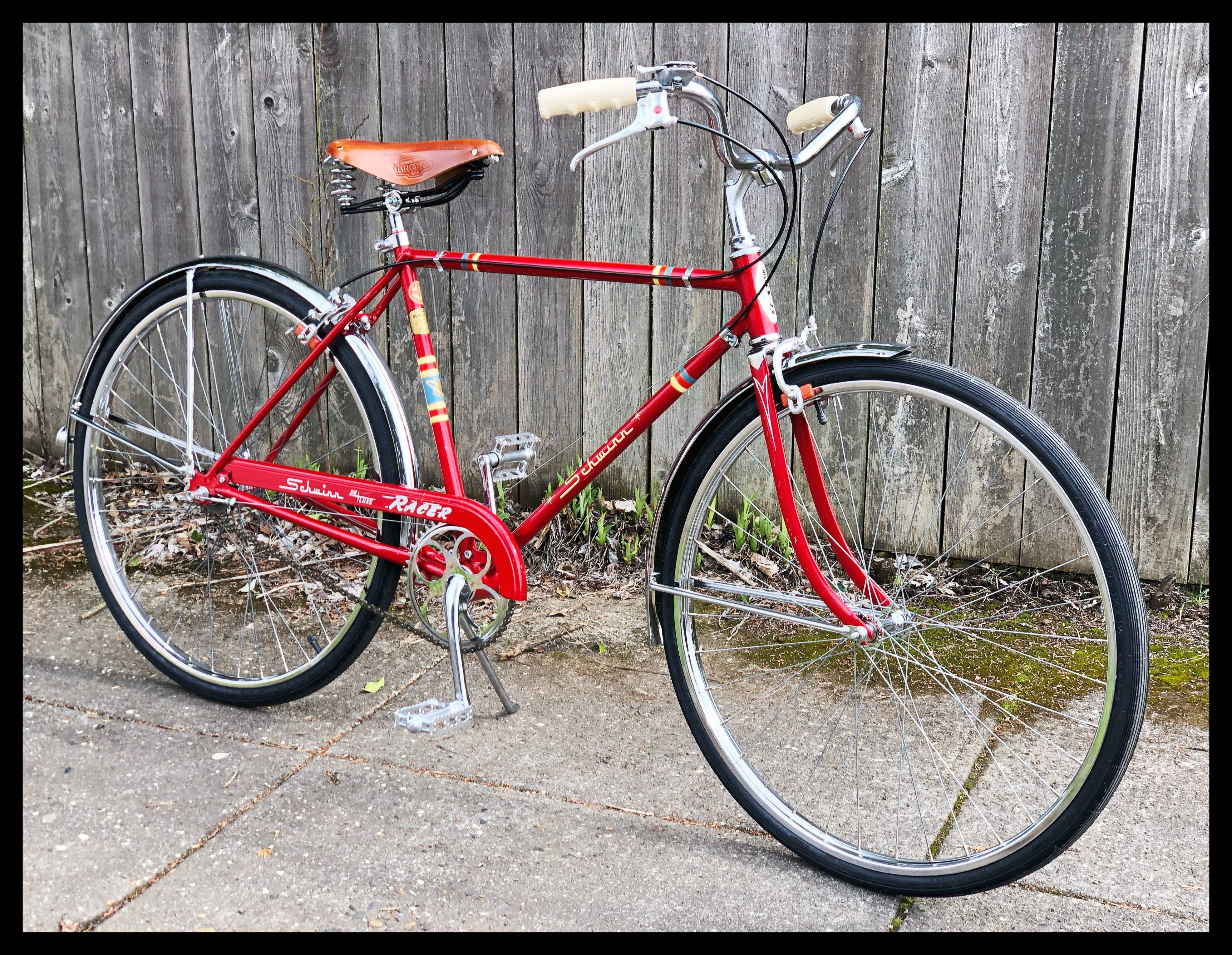 d420a8df056 1965 Schwinn Racer DeLuxe 3 speed | Bicycles | Bicycle, Bike, Sidecar