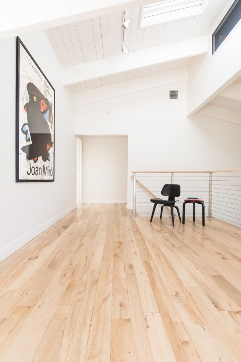 Reclaimed Maple Flooring Vermont Naturals Finish (With