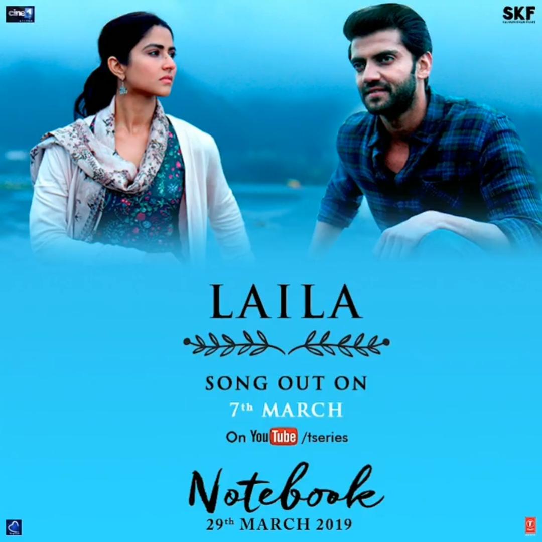 Laila Notebook Dhvani Bhanushali Mp3 Song Download Mp3 Song Download Songs Mp3 Song