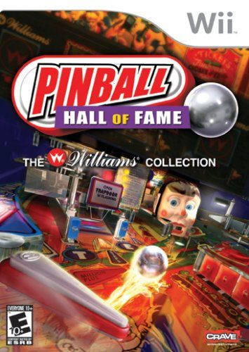 Pinball Hall Of Fame The Williams Collection Nintendo Wii