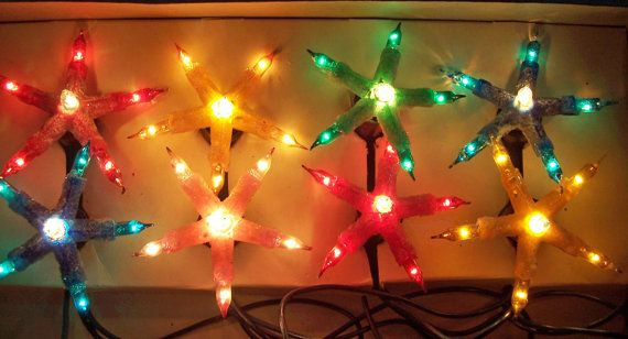 HTF NOMA Wink-N-Blink Set Christmas Lights Twinkling By