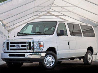 Ford Econoline Wagon Xlt 12 Passenger 2011 Flex Fuel V8 5 4l 330