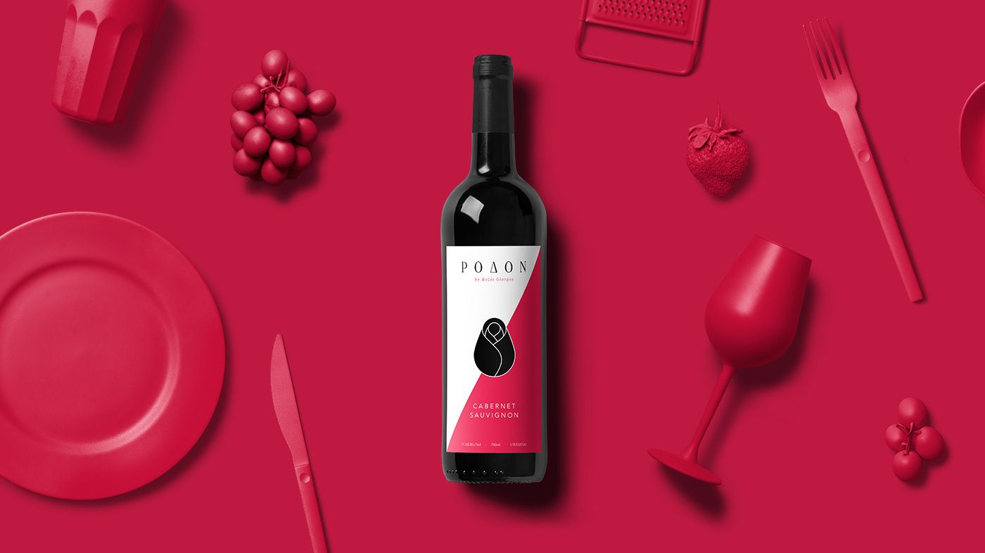 Check Out This Behance Project Rodon Wine Packaging Https Www Behance Net Gallery 73335579 Rodon Wine Packaging Wine Packaging Wine Variety Wine