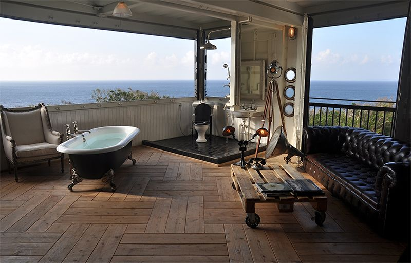 Container house japan case study drummonds bathrooms