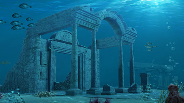15 Unsolved Ocean Mysteries That Ll Keep You Up At Night Lost City Of Atlantis Underwater City City Under The Sea